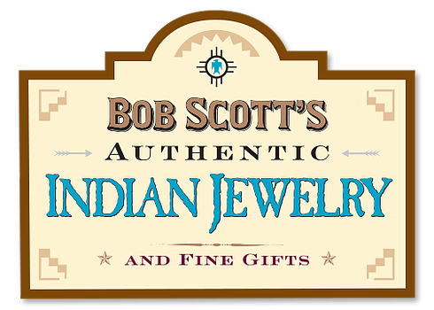 Bob Scott's Authentic Indian Jewelry and Fine Gifts - Logo